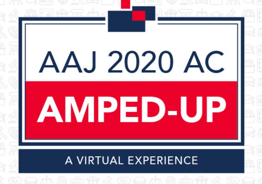 AAJ 2020 AC AMPED-UP Logo