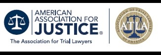 American Association for Justice and ATLA Logos